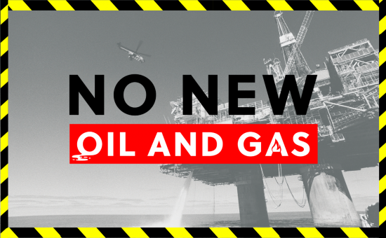 Photo of van with clouds of exhaust fumes